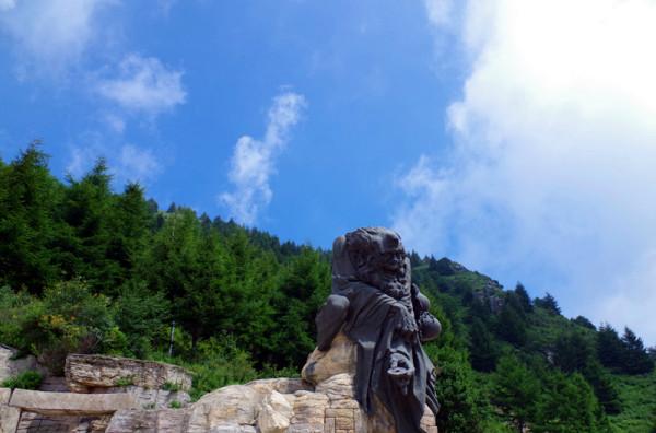 白石山自助游图片